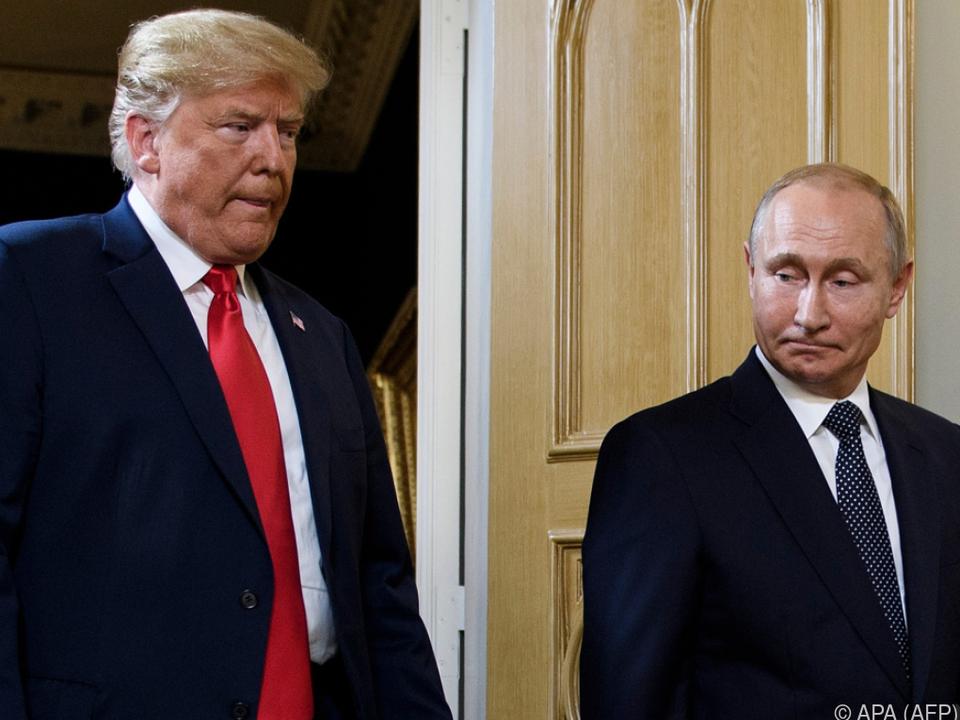 Moskau reagiert scharf auf die neuen US-Sanktionen