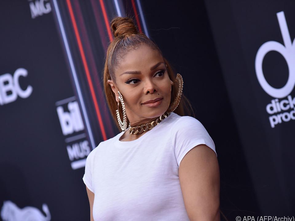 Neben Janet Jackson treten u.a. Cardi B und John Legend auf