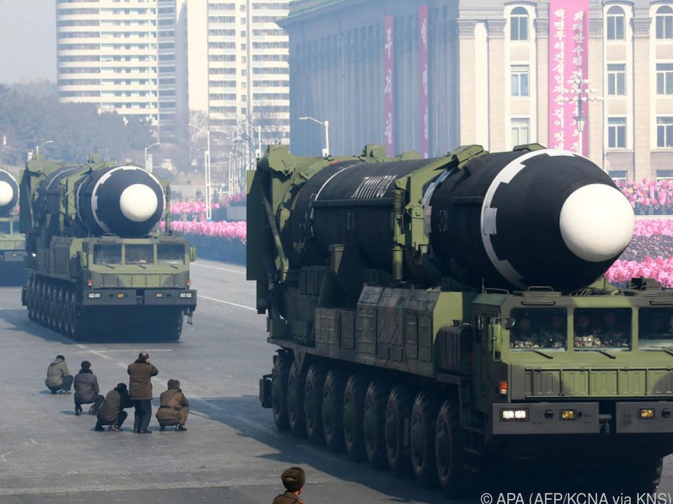 Nordkorea droht mal wieder
