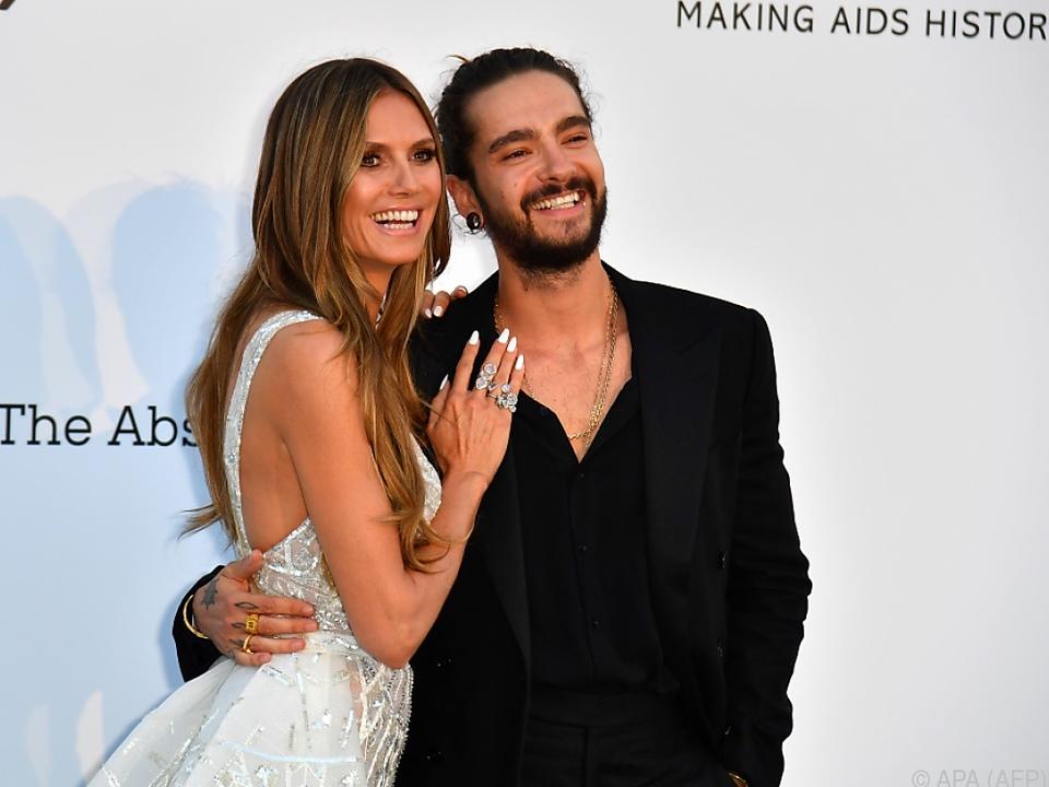 Nun ist Tom Kaulitz wirklich frei für Heidi Klum