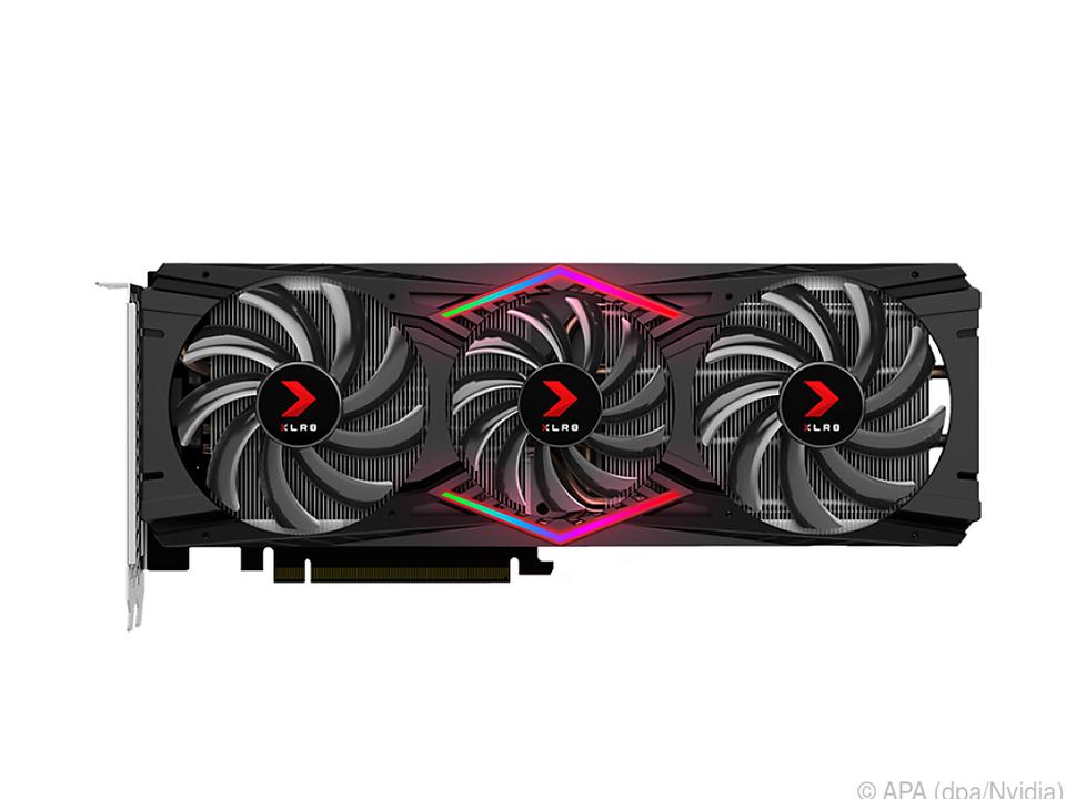 Nvidia Geforce RTX 2080 Ti kommt mit elf GB Arbeitsspeicher