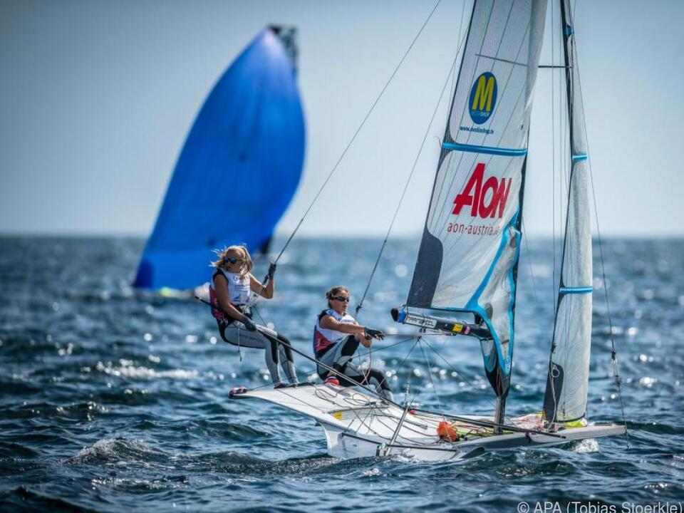 Österreicherinnen nach Tagessieg in Goldflotte voran