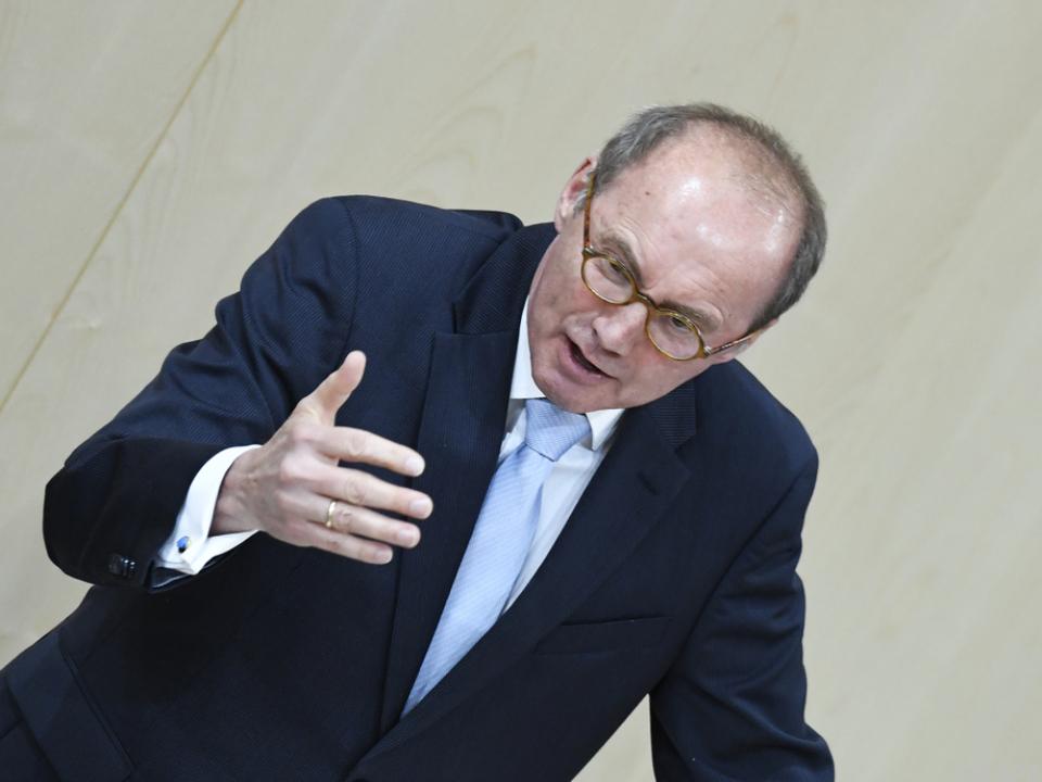 ÖVP-Europaabgeordneter Othmar Karas: \