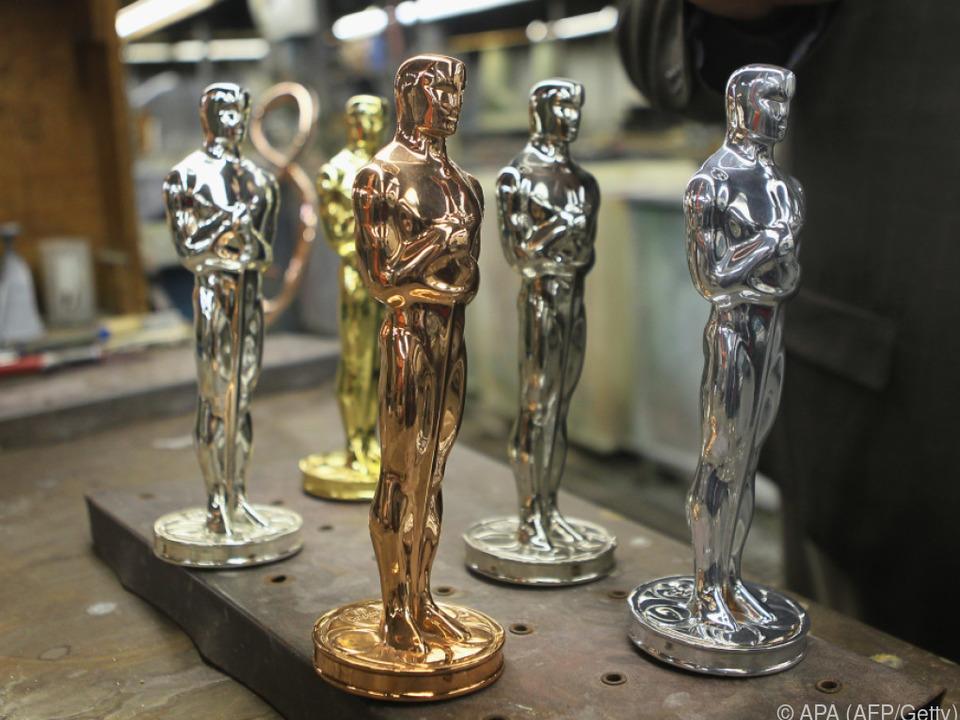 Oscar-Verleihung bereits Anfang Februar