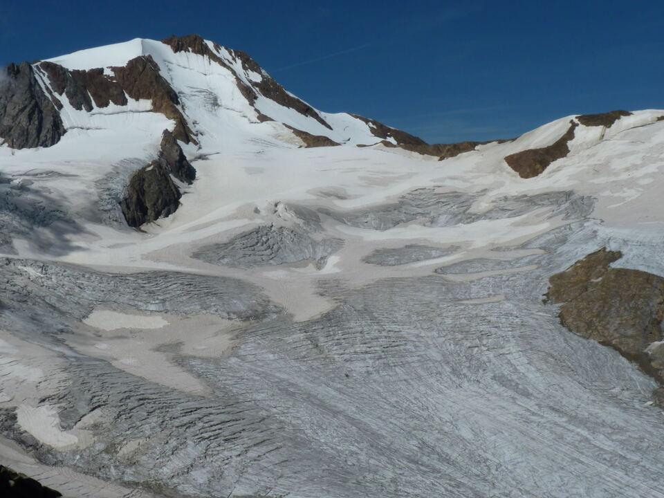 Gletscher, Weißkugel