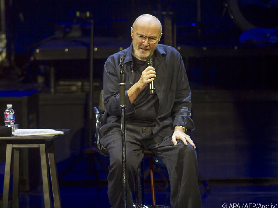 Phil Collins hegt geheime Pläne