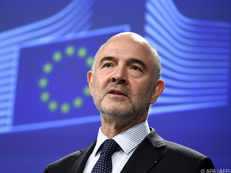 Pierre Moscovici: \