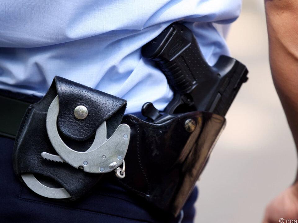 Polizei fahndet nach den Tätern
