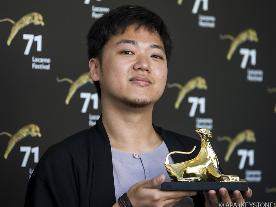 Regisseur Yeo Siew Hua mit dem Goldenen Leoparden