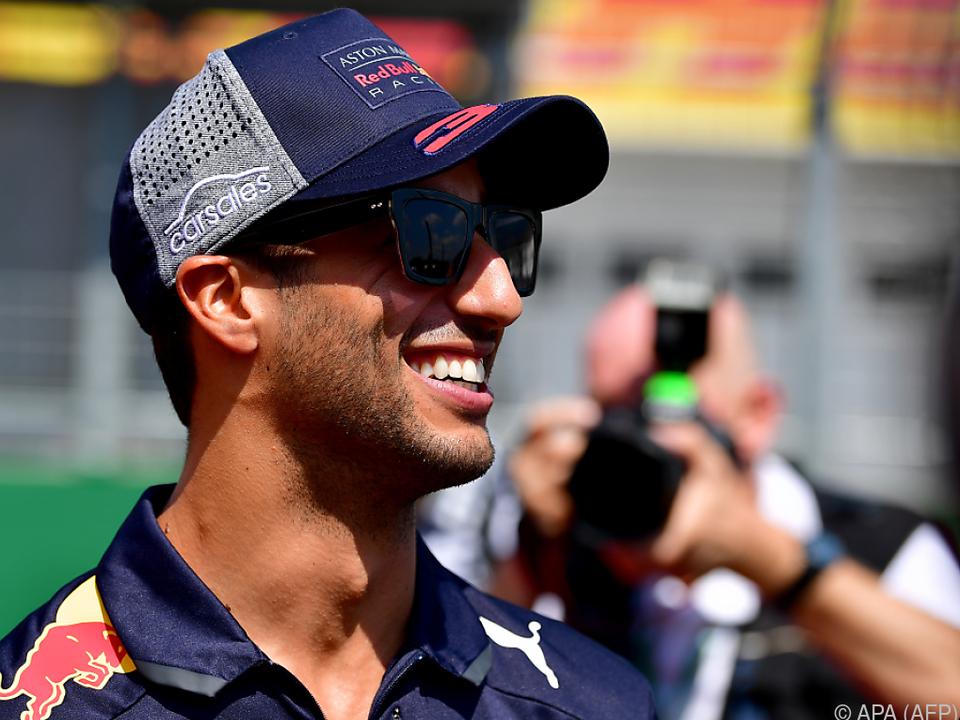 Ricciardo macht Platz für die Jugend