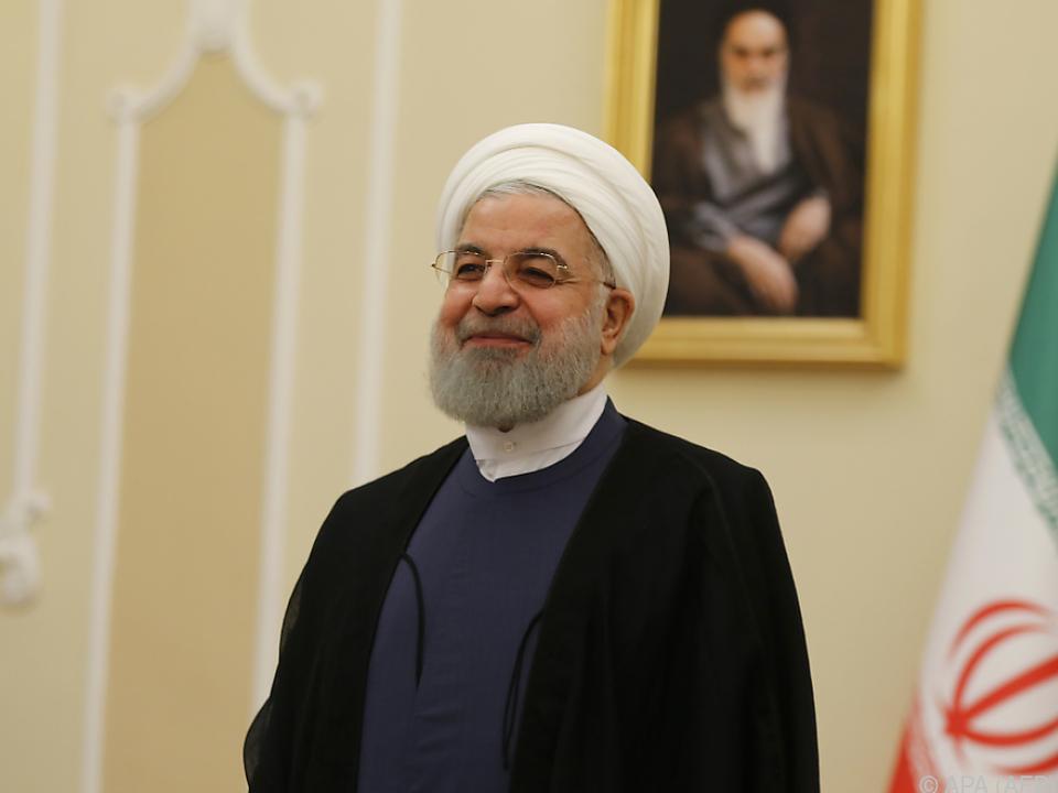 Rouhani bleibt gesprächsbereit