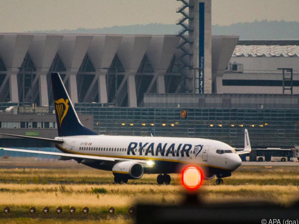 Rückendeckung für Ryanair-Piloten