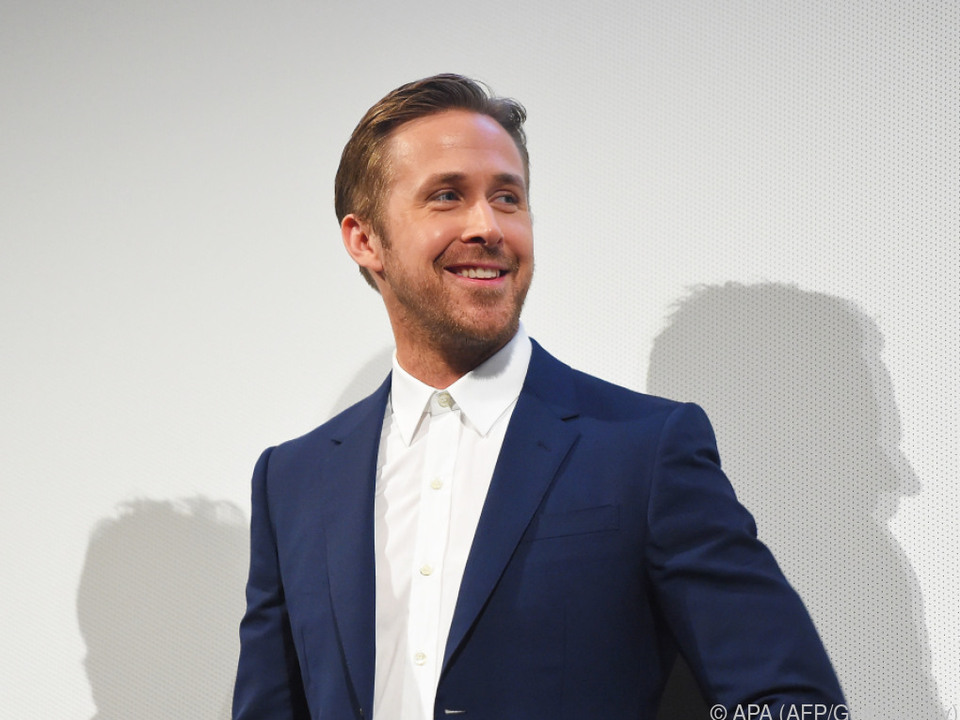 Ryan Gosling verkörpert in \