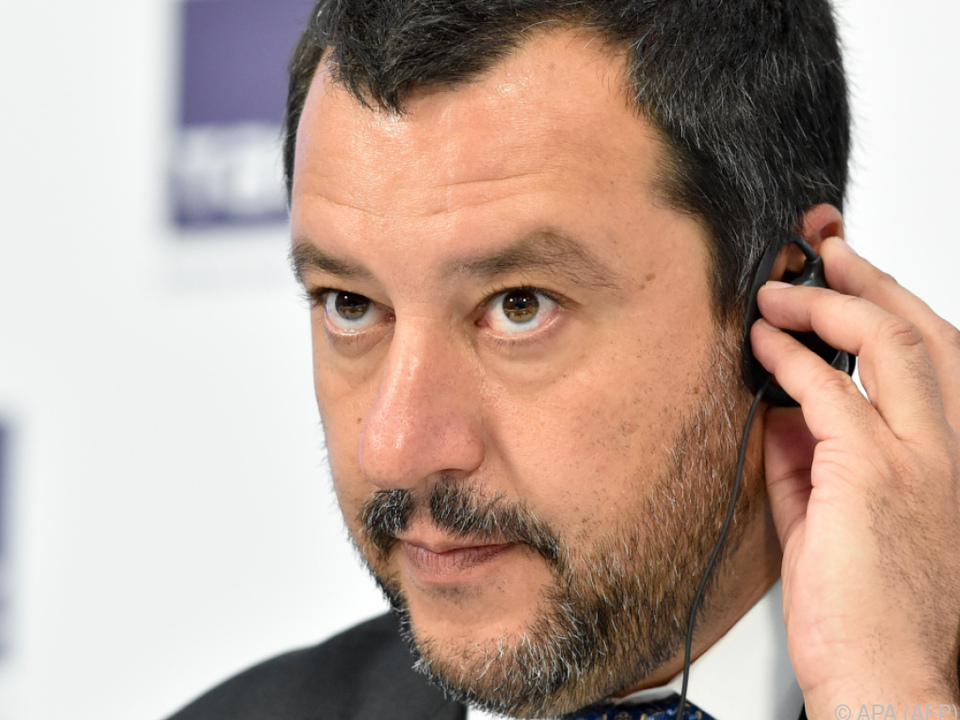 Salvini will \