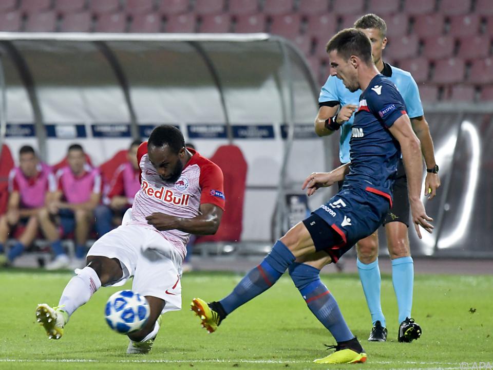 Salzburgs Traum vom Einzug in die Champions-League geht weiter