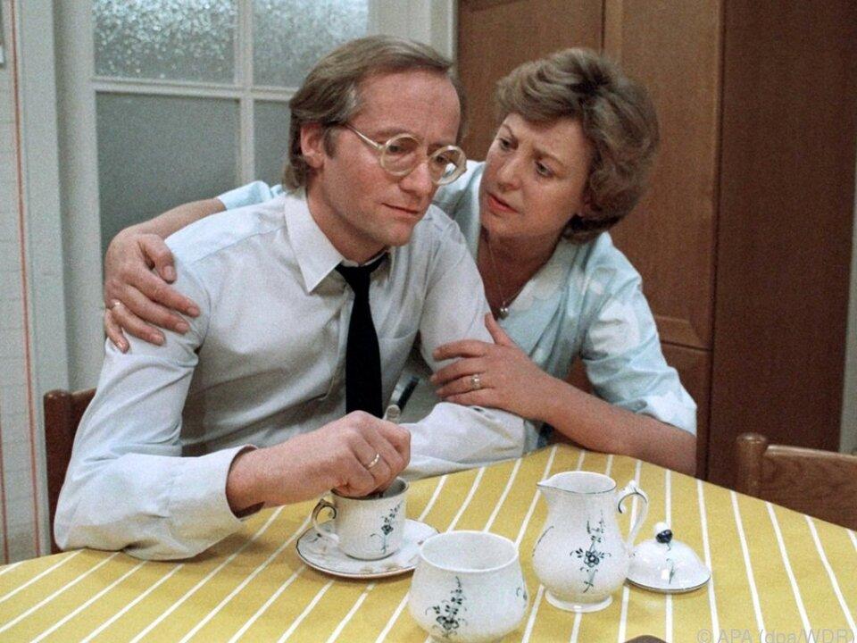 Luger als Hans Beimer anno 1985