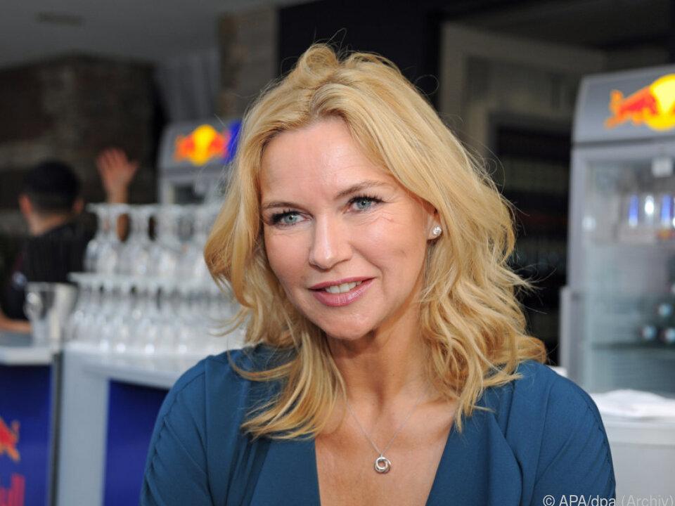 Schauspielerin Ferres habe auch jetzt noch ab und zu Existenzängste