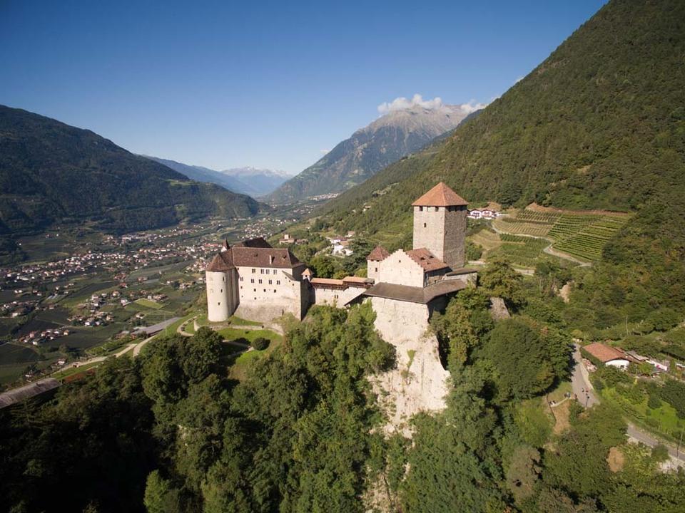 Schloss Tirol Foto Staschitz