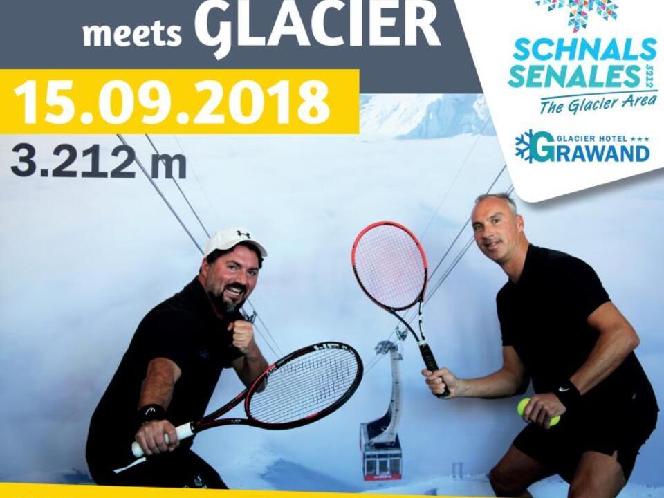 Schnalstaler Gletscherbahnen-Tennis