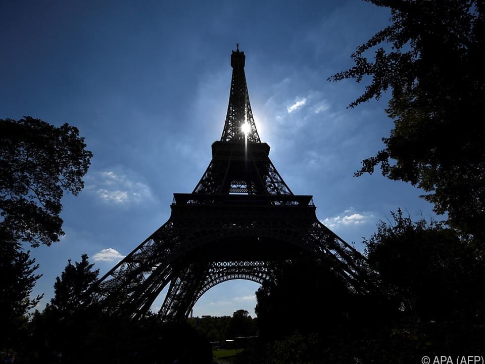 Sechs Millionen Menschen besuchen jährlich das Pariser Wahrzeichen