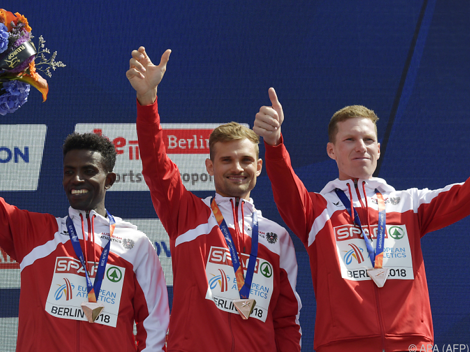 Sensationelle Bronzemedaille für Österreich