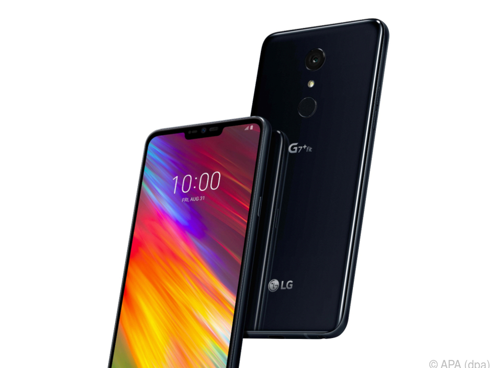 LGs G7 Fit ist ein leicht abgespeckter Abkömmling des Modells G7