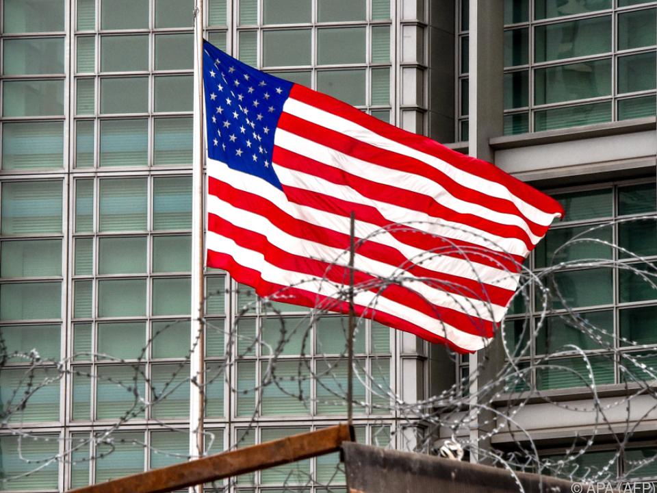 Spionin gab offenbar geheime US-Informationen an Moskau weiter