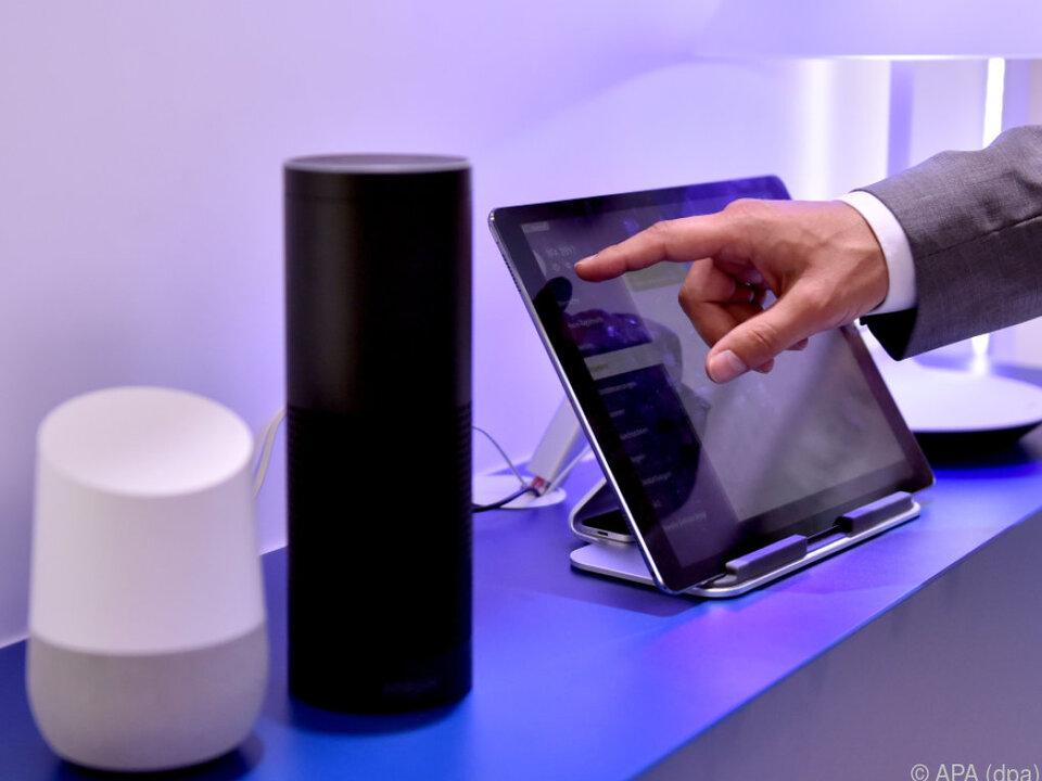 Sprache wird zur Schnittstelle für die Steuerung vieler Geräte