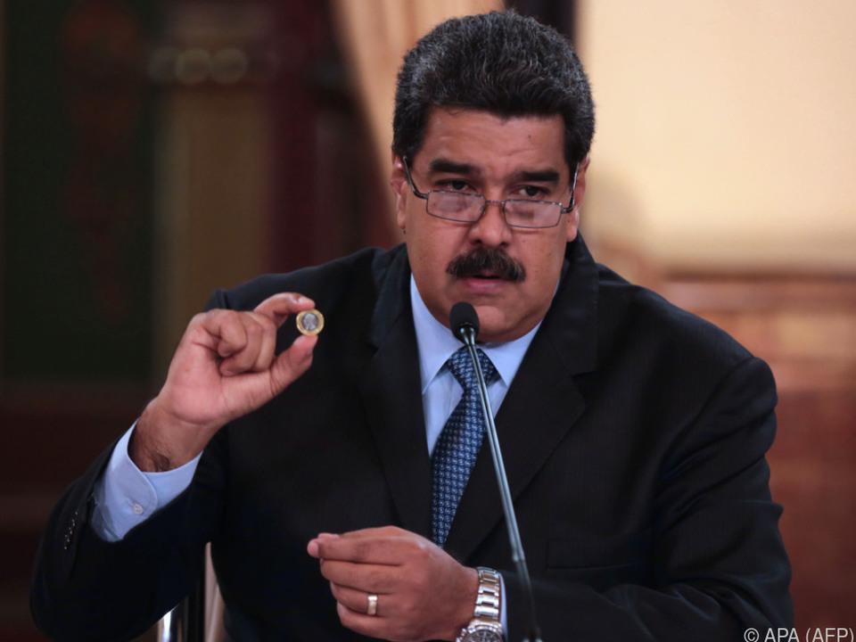 Staatschef Maduro will künftig mehr Geld fürs Tanken verlangen