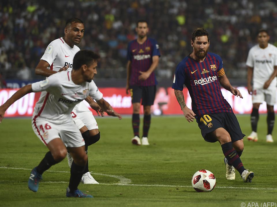 Streit über spanischer Ligafußball in den USA