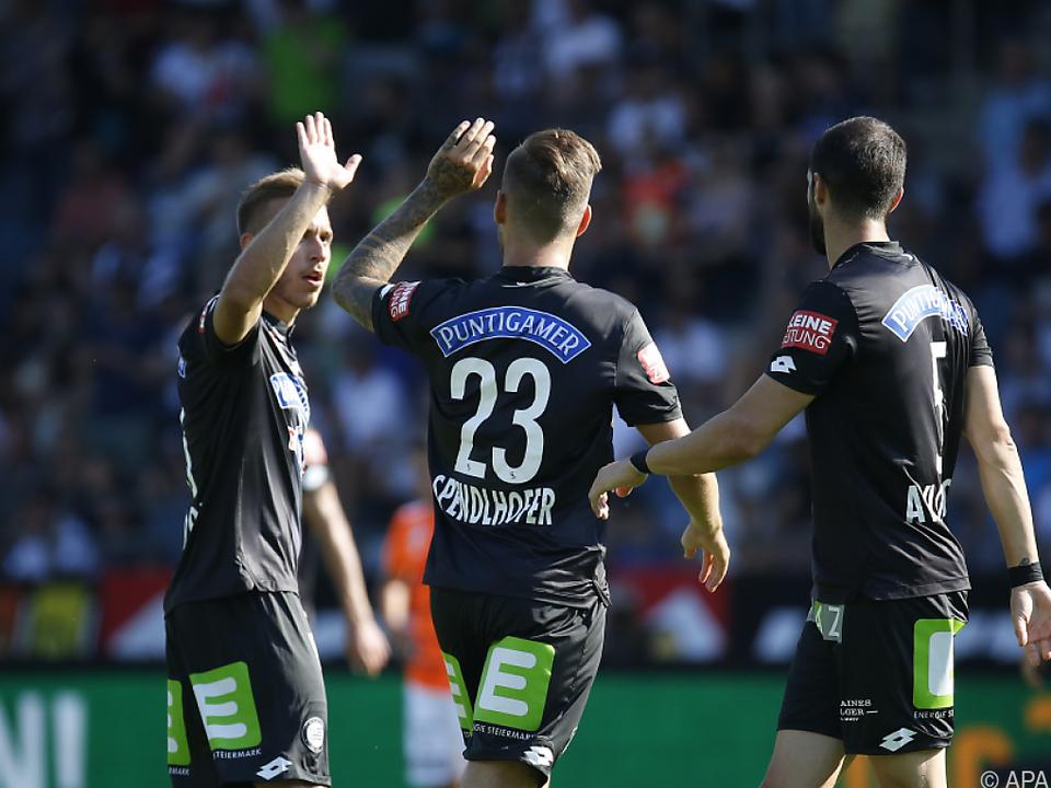 Sturm Graz muss in Zypern ran