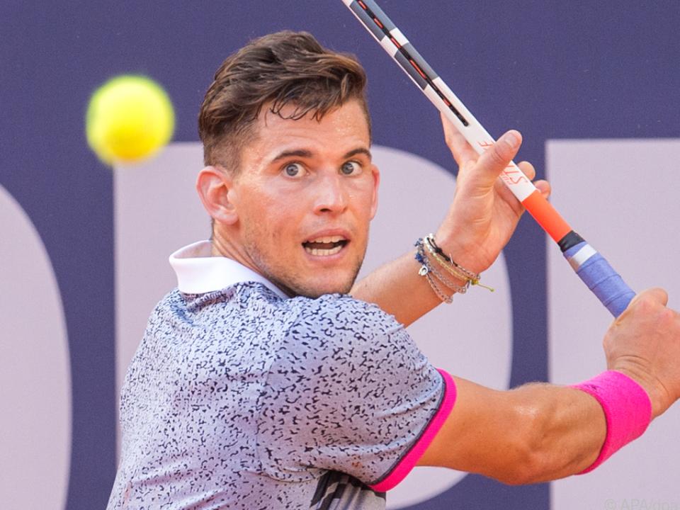 Tennis-Star Thiem wohl fit für das letzte Grand-Slam-Turnier