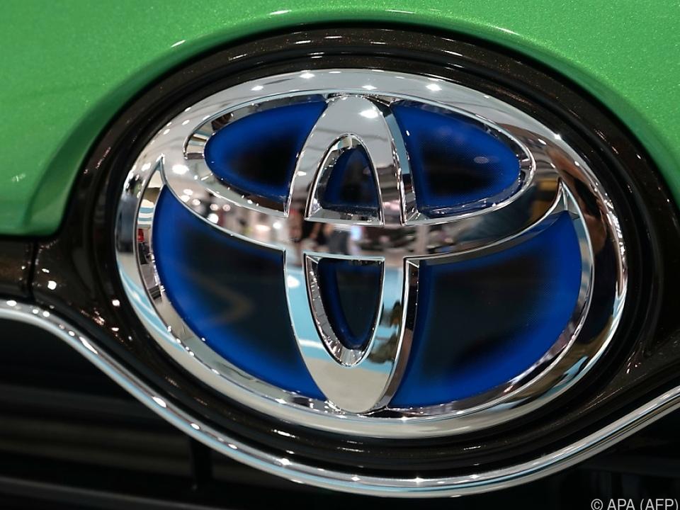 Toyota verdiente kräftig