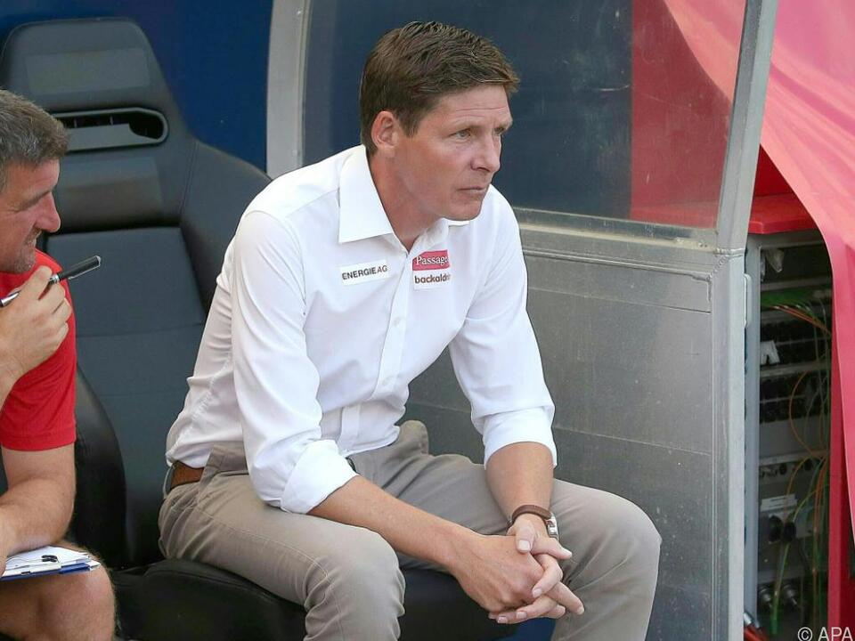 Trainer Glasner fordert Konzentration