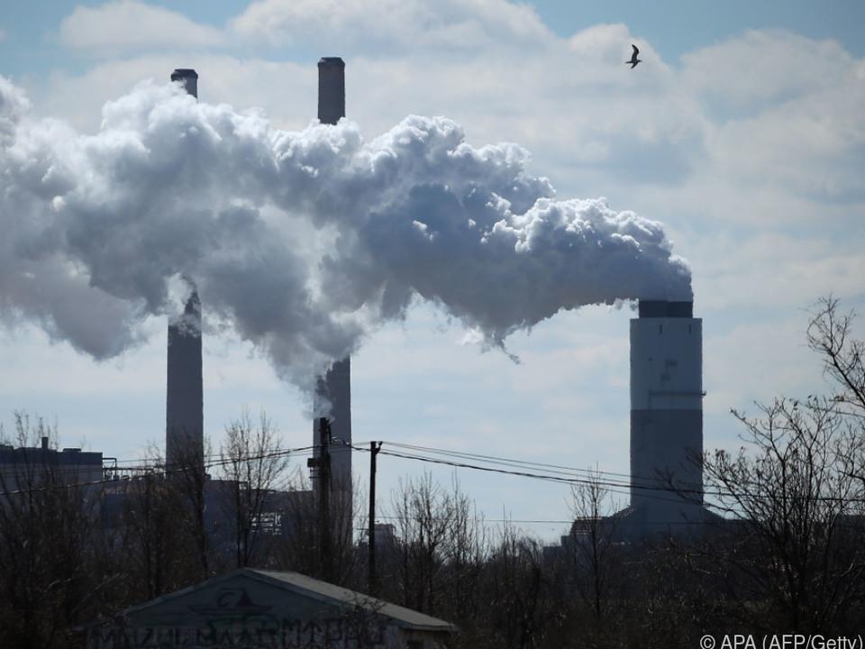 Trump will den Betrieb von Kohlekraftwerken schützen