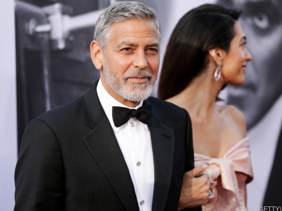 Viel von seinem Verdienst verdankt Clooney dem Tequila