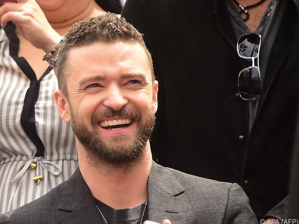 Vielseitiger Justin Timberlake