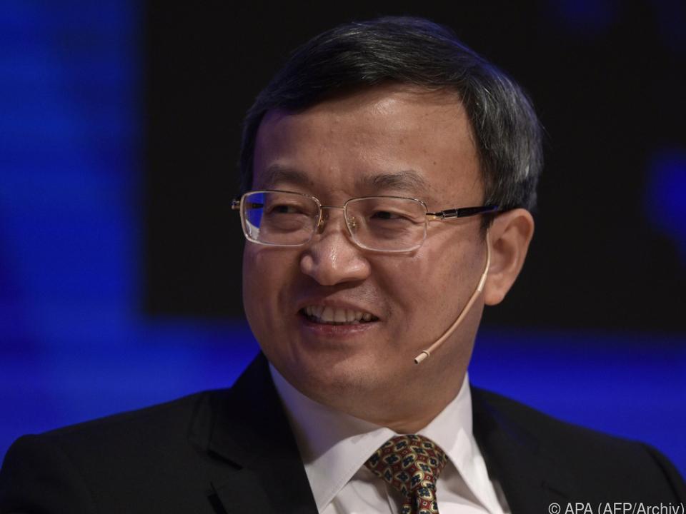 Vize-Handelsminister Wang Shouwen führt für China die Gespräche