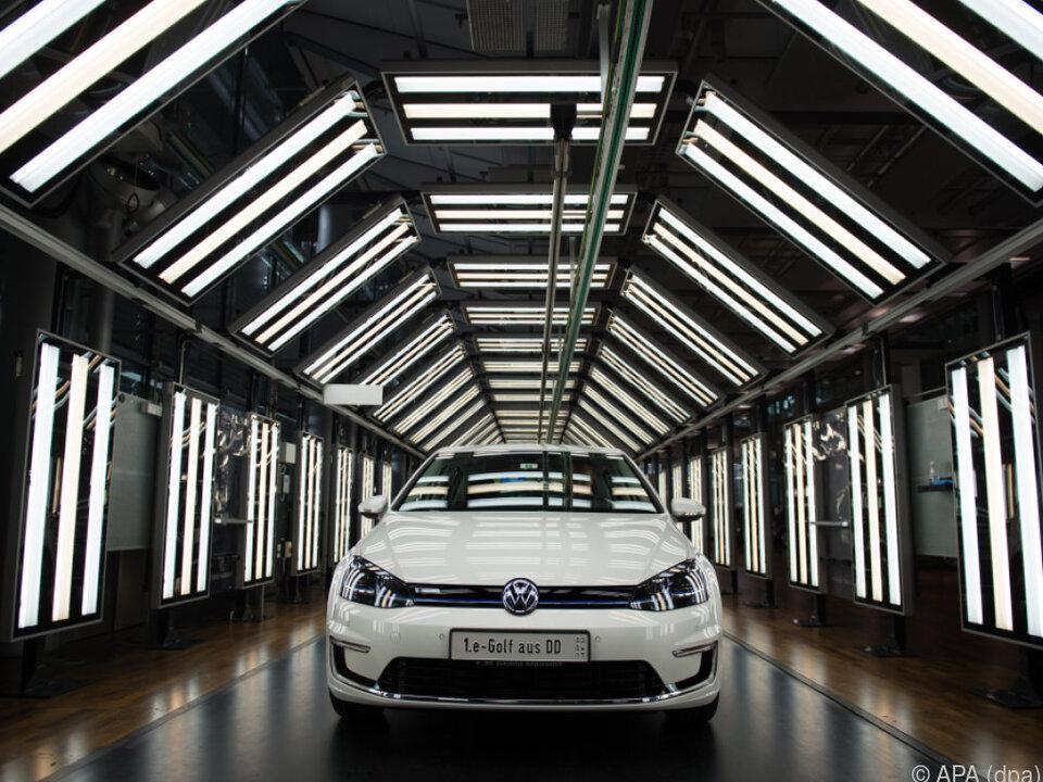 Volkswagen hat Probleme bei der Zertifizierung