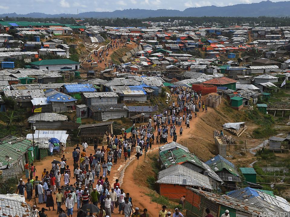Von vielen Flüchtlingen fehlte jede Spur