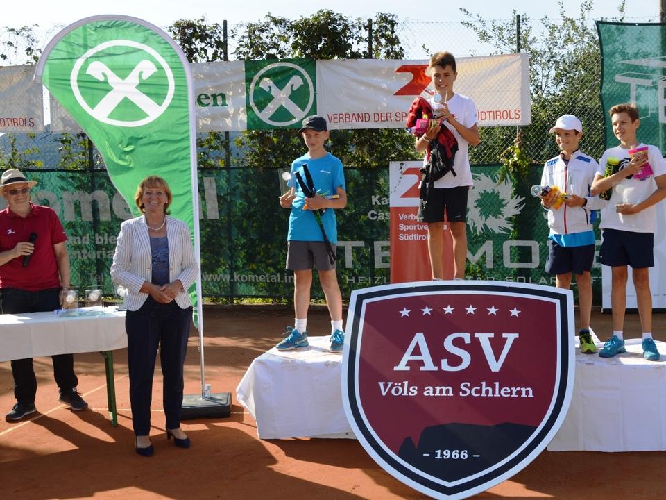 VSS-Raiffeisen-Tennis-LM_Siegerehrung_U13-Buben