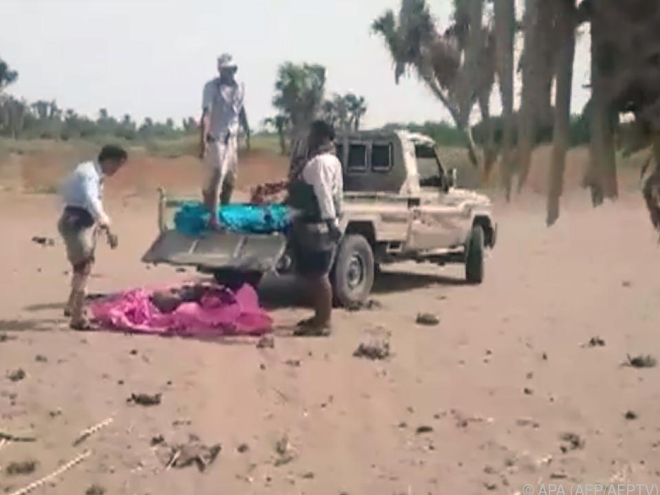 Zivilie Opfer werden angeblich wissentlich in Kauf genommen