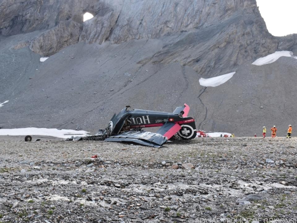 Zu der Unfallursache gibt es noch keine Angaben