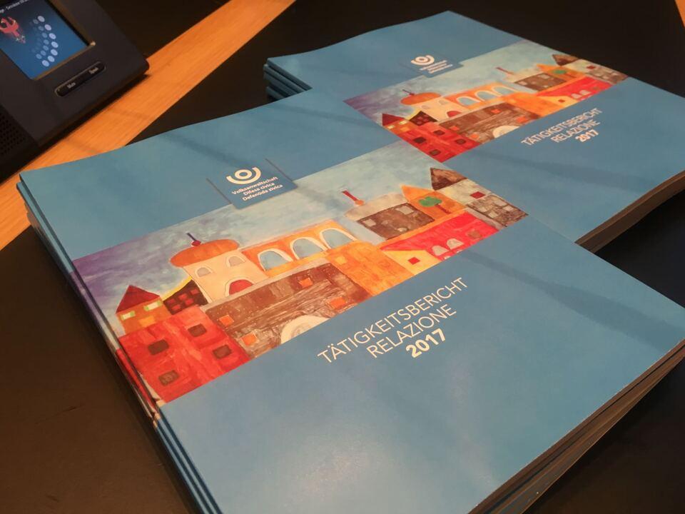 Volksanwaltschaft Bericht 2018