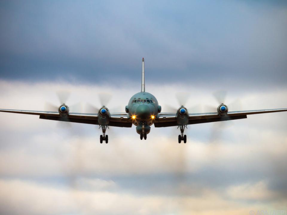 15 Soldaten starben beim Abschuss einer Il-20