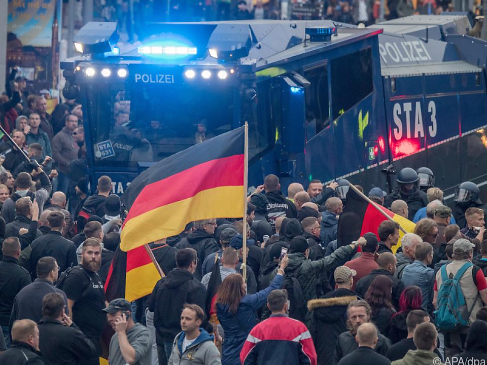 18 Menschen wurden bei den jüngsten Protesten verletzt