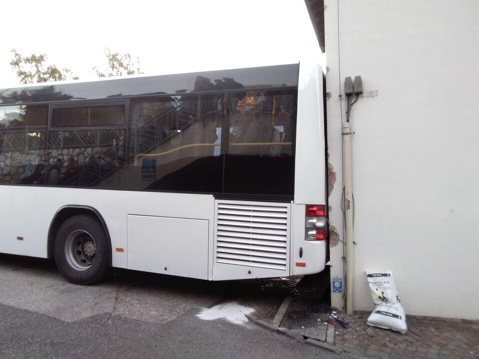 Bus Tramin