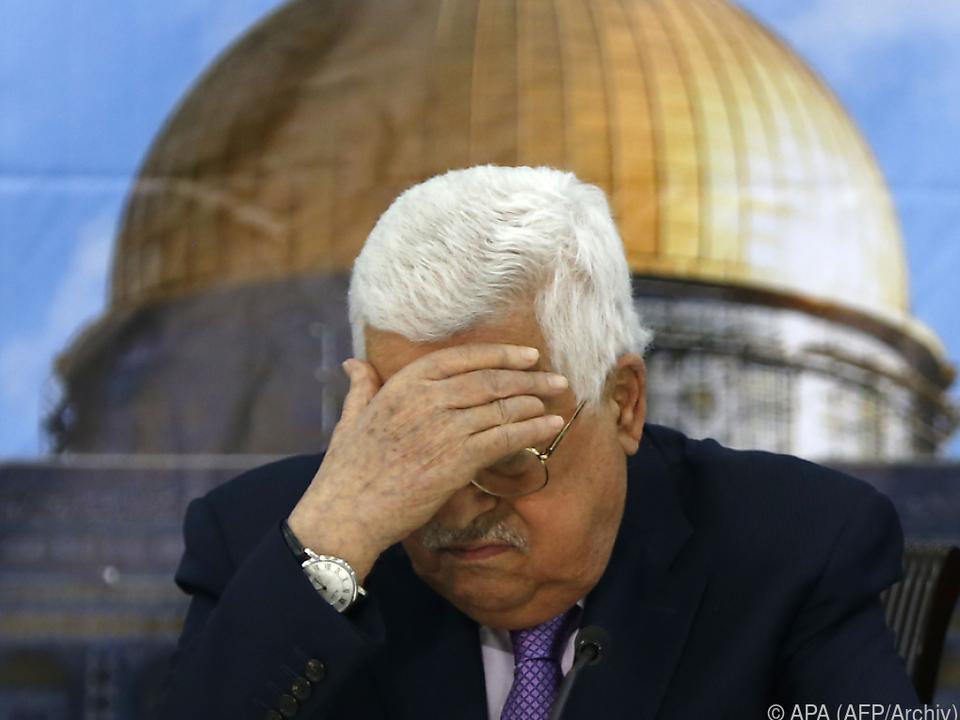 Abbas will auch Israel miteinbeziehen