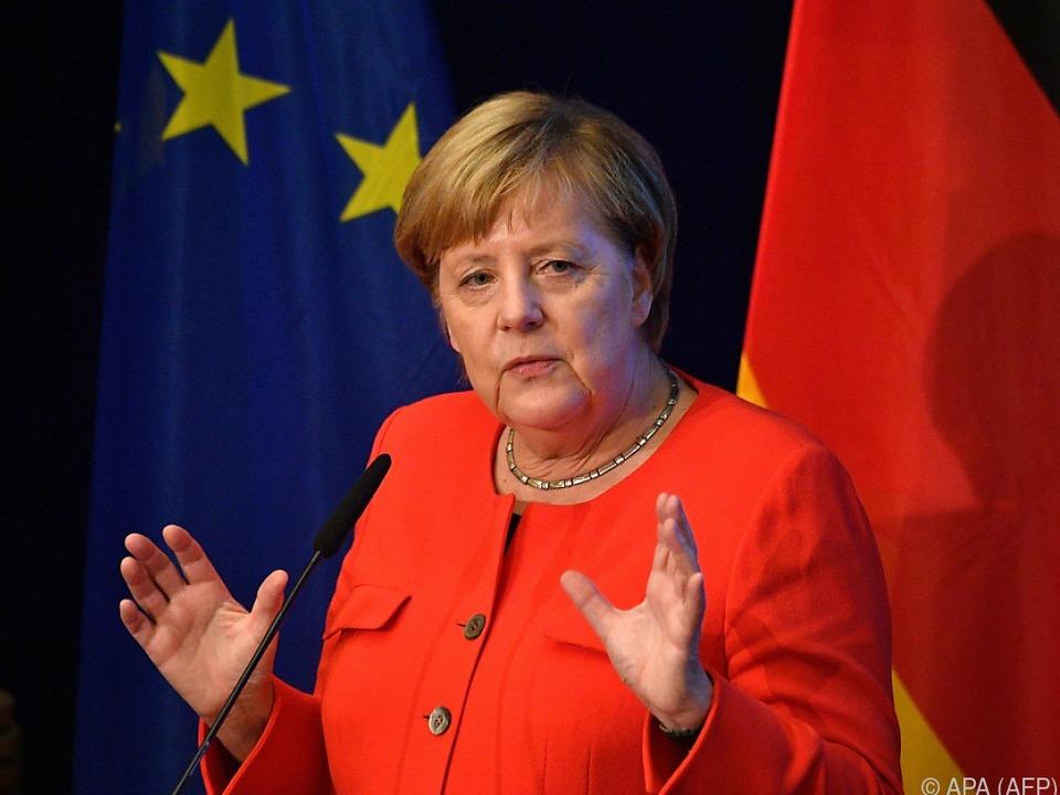 Angela Merkel ist noch lange nicht amtsmüde