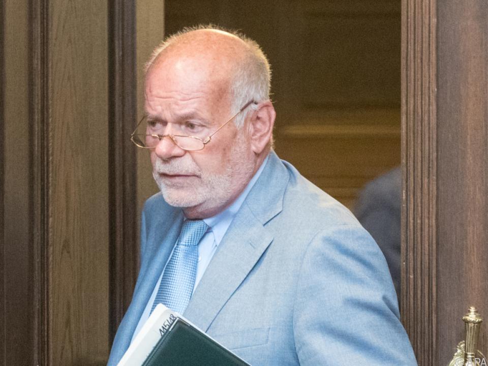 Anwalt Ainedter hatte Berner im ORF-Radio der Lüge bezichtigt